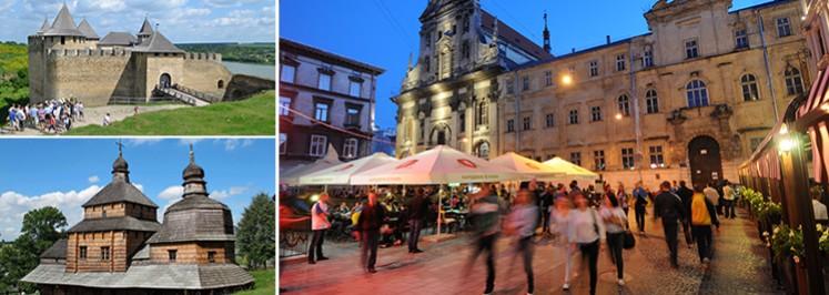 Galicia, Bukovina and the Forest Carpathians - travel to Western Ukraine